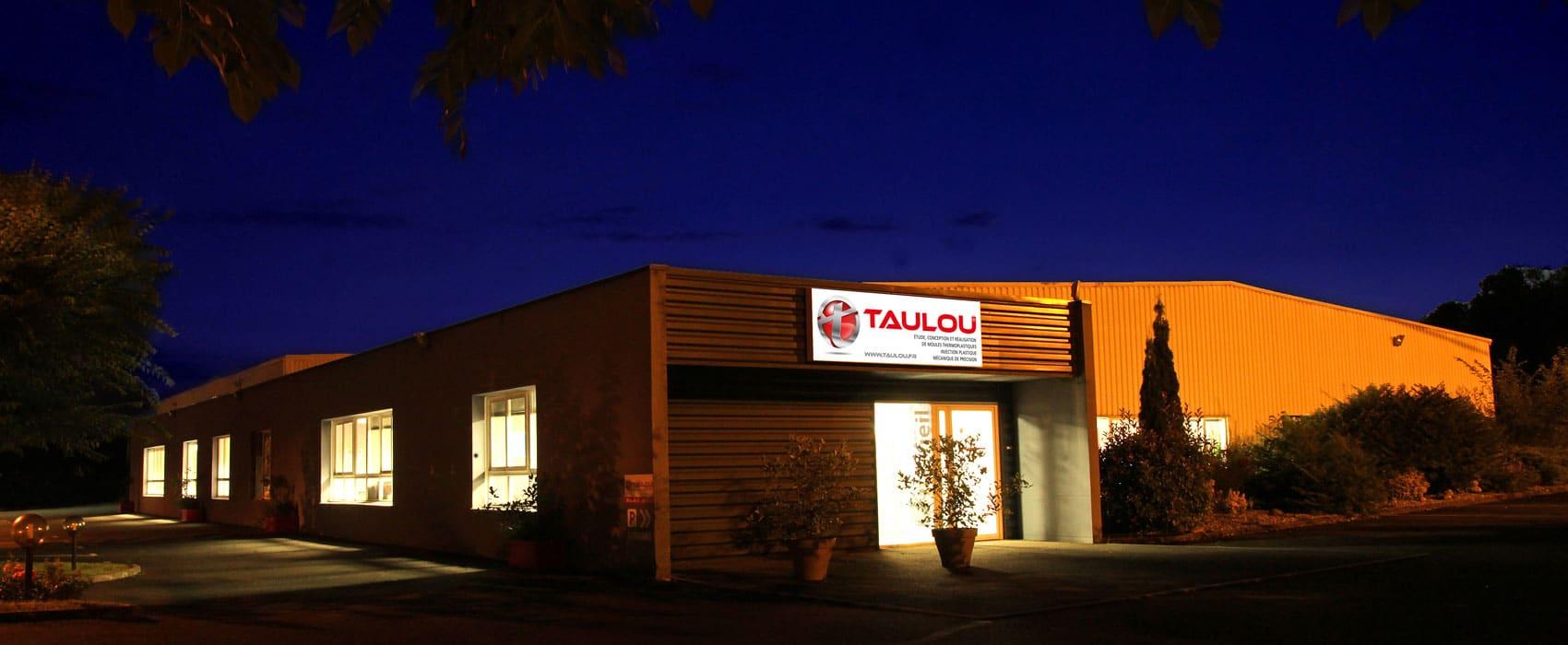 Société TAULOU : conception et fabrication de moules de haute qualité : moules métalliques pour injection plastique